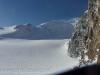 Uitzicht Allalin Gletscher III