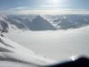 Uitzicht Allalin Gletscher I