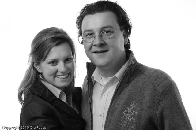 Pieter en Patricia