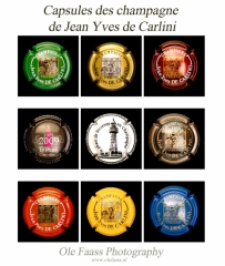 De capsules van het huis Carlini