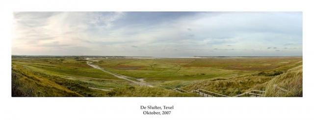 Panorama de Slufter